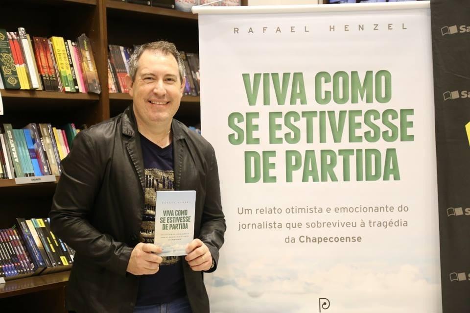 Sobrevivente Da Tragédia Da Chapecoense Rafael Henzel